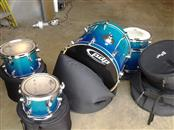 PACIFIC  DRUM 5 PIECE SHELL KIT